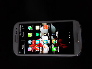 SAMSUNG GALEXY S3 CELL PHONE SOR SALE