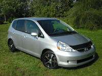 Honda Fit 2007 Fully equipped 4000$