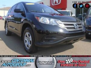 Honda CR-V LX | FWD | i4-Cyl | Cruise Control | Bluetooth 2014