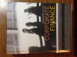 Corporate finance. It is same as new edition.