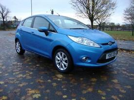 Ford Fiesta 1.4 Zetec 5-Dr 2010 Only 13050 Miles,