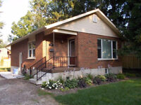 Adorable Bungalow for Rent in Aylmer
