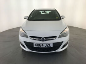 2014 64 VAUXHALL ASTRA TECH LINE CDTI AUTO 1 OWNER SERVICE HISTORY FINANCE PX