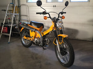 5 HONDA BIKES FOR SALE PLEASE LOOK AT PHOTOS