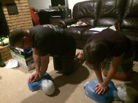 First Aid & CPR Training, reasonable rates!