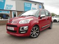 2013 Citroen C3 Picasso 1.4 95bhp 5MY Selection 1 OWNER 4 MAIN DEALER SERVICES