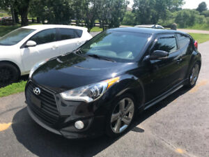 2013 Hyundai Veloster Turbo GPS Cuir Toit Ouvrant MAGS