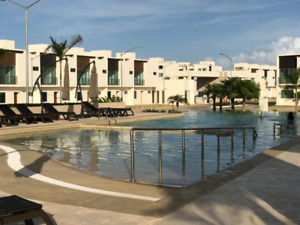 Vacation house in Cancun, Mexico