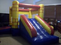 Bouncy Castle Rentals Available for In-Home or Garage Use!