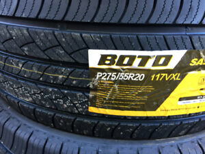 BRAND NEW ALL SEASON TIRES 275/55/R20 MORE SIZES AVAILABLE