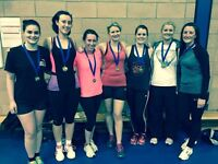 Want to get fit and have fun? We're looking for new ladies to join our social netball leagues!