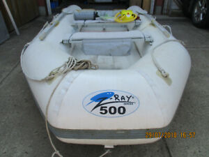 Z - RAY 500  INFLATABLE BOAT