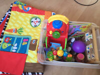 Baby/Toddler Toys Selection