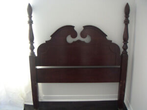 Twin Antique Bed Frame
