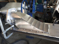 Welding, repairs, design and fabrication services