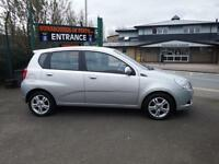 Chevrolet Aveo 1.4 LT 5 Door Hatch Back