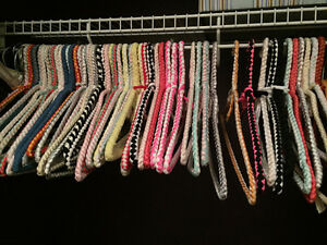 Woven (doubled) hangers $1 each