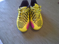 Girls Size 3 Adidas Soccer Cleats