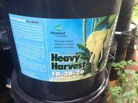 Engrais Heavy Harvest de Advence Nutrients