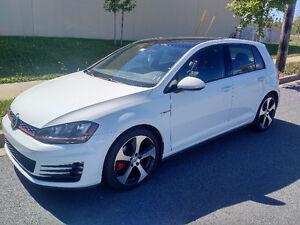 2015 Volkswagen GTI Autobahn Hatchback