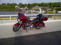 2004 Harley Davidson Ultra Glide Classic for Sale