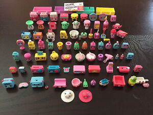 Shopkins Happy Places Collection