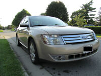 2008 Ford Taurus SEL Sedan