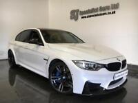 2015 BMW M3 3.0 DCT saloon **27K full History** M performance KIT