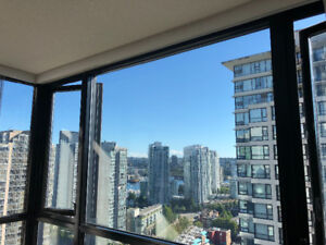 Water View One Bedroom Condo/Apartment in Downtown Vancouver