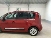 *BUY FROM £30 PER WEEK* RED CITROEN C3 PICASSO 1.6 PICASSO EXCLUSIVE 5D 120 BHP