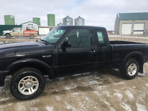 2005 Ford Ranger 2WD Supercab