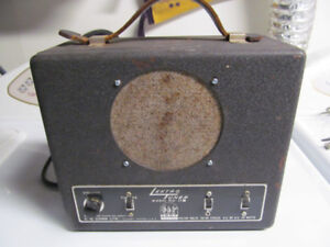 C G Conn Lektro Tuner all tube