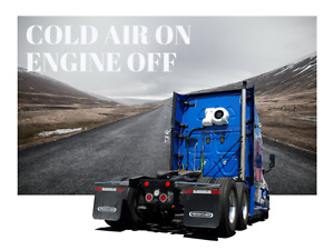 NO-IDLE Air Conditioning Unit for long drives