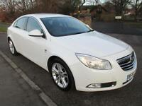 VAUXHALL INSIGINA 2.0CDTi 16V 6 SPEED 130 SRI NAV ONLY ONE OWNER FROM NEW