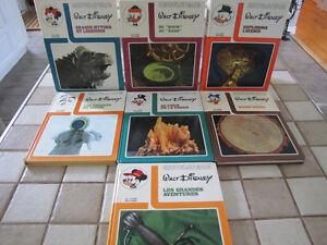 8 livres  Encyclopédie de Walt Disney. Je poste!