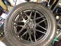 """19"""" wheels for Audi Mercedes, VW LR and other SUV Winter"""
