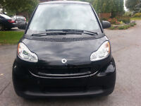 2011 Smart Fortwo Mags noir 47500km