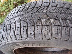 Michelin X-Ice winter tires Kawartha Lakes Peterborough Area image 2