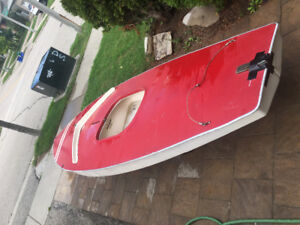 1972 Alcourt Sunfish Hull for sale