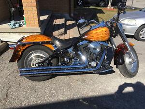 1998 Harley Davidson FLF  Fatboy
