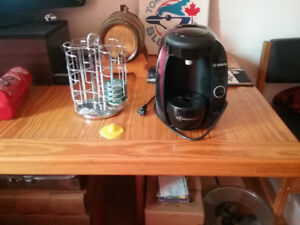 Tassimo Coffee Maker (With Carousel Spindle)