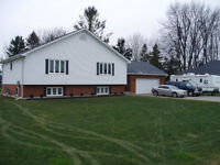 Raised Ranch On Half Acre Lot in Small Subdivision 11 years old