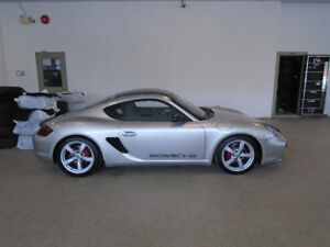 2007 PORSCHE CAYMAN! 245HP! 5SPEED 86,000KMS MINT! ONLY $21,900!