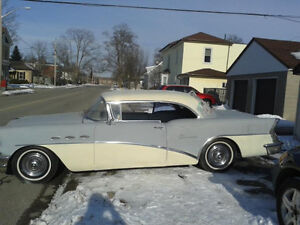 56 BUICK SPECIAL 2DR COUPE