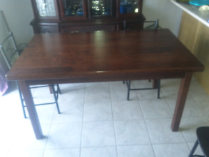 Amish Dinning room table