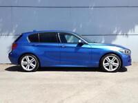 2013 BMW 1 SERIES 118d M Sport 5dr Step Auto