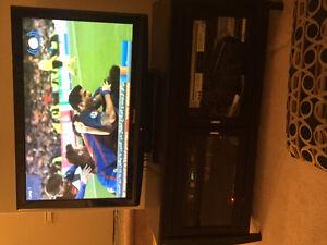 "Panasonic flat screen 42"" HDTV"