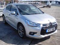 Citroen DS4 1.6e-HDi ( 110bhp ) Airdream EGS6 DStyle