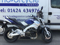 Suzuki GSR600 / Nationwide Delivery / Finance