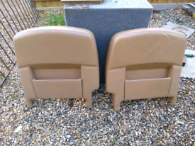 Rolls Royce shadow 2 seat backs